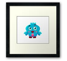 Colorful Bird  #4 Framed Print