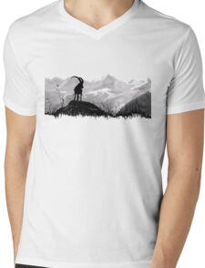 The View Mens V-Neck T-Shirt