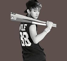 Baekhyun Black And White Baseball Bat Unisex T-Shirt