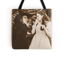 Wizard of Oz Wicked Witch Tote Bag