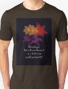 Bloomed Flower Unisex T-Shirt