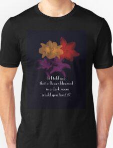 Bloomed Flower T-Shirt