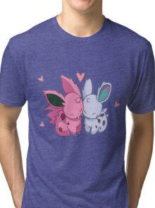 Pokémon Nidoran Tri-blend T-Shirt