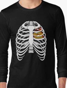The Wizard's Heart Long Sleeve T-Shirt