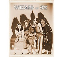 Wizard of Oz Photographic Print