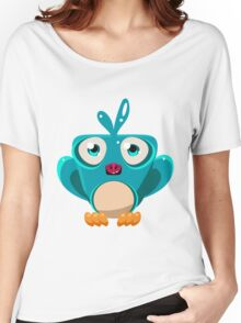 Colorful Bird  #7 Women's Relaxed Fit T-Shirt