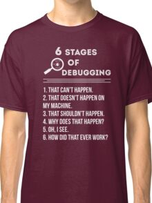 Debugging Classic T-Shirt