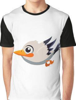 Colorful Bird  #8 Graphic T-Shirt