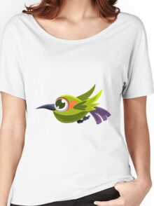 Colorful Bird  #9 Women's Relaxed Fit T-Shirt