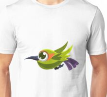 Colorful Bird  #9 Unisex T-Shirt