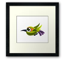 Colorful Bird  #9 Framed Print