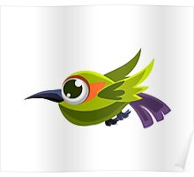 Colorful Bird  #9 Poster