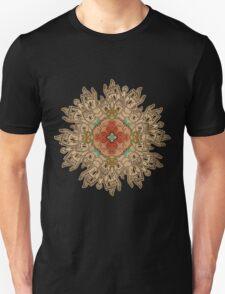 Buddha and Karmic Hand Mandala T-Shirt