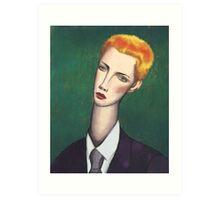 Annie Modigliani Art Print