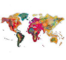 World map 2027 by JBJart