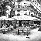 Paris Bistro by John Rivera