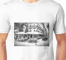 Paris Bistro Unisex T-Shirt