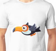 Colorful Bird  #13 Unisex T-Shirt