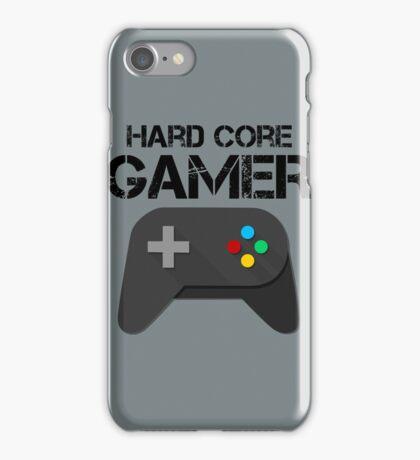Hard Core Gamer iPhone Case/Skin