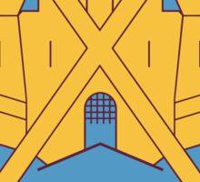 West Ham Crest Sticker
