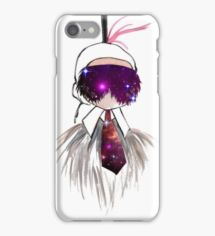 Karlito at Fendi galaxy iPhone Case/Skin