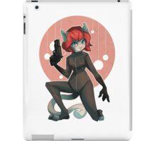 Kitty Widow iPad Case/Skin