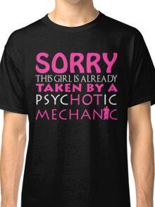 Mechanic Classic T-Shirt