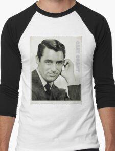 Cary Grant Men's Baseball ¾ T-Shirt