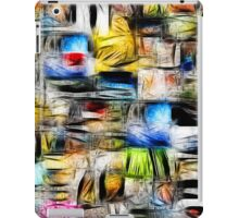 Scuare Abstract iPad Case/Skin