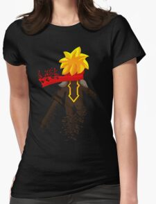 Tap Titans Womens Fitted T-Shirt