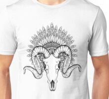 Goat Skull Unisex T-Shirt