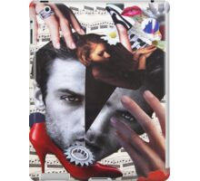 Get out of my head iPad Case/Skin