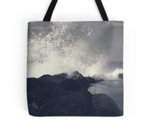 Water Wave Tote Bag