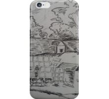 PEN AND PAPER iPhone Case/Skin