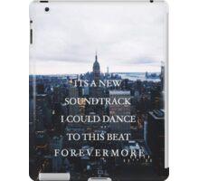 NEW SOUNDTRACK iPad Case/Skin