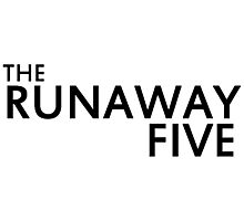 Earthbound - The Runaway Five Photographic Print