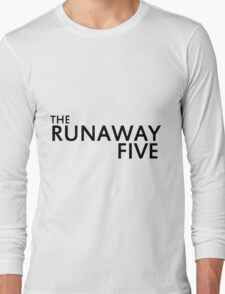 Earthbound - The Runaway Five Long Sleeve T-Shirt