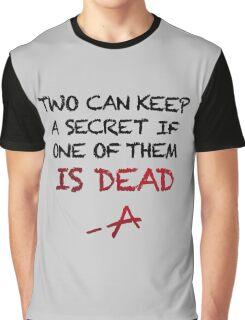 PLL Theme Song (Pretty Little Liars) Graphic T-Shirt