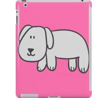 Cute dog iPad Case/Skin