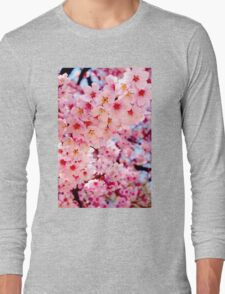 Thick Blossom Long Sleeve T-Shirt