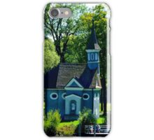 chapel at the shore iPhone Case/Skin