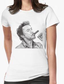 Robert Womens Fitted T-Shirt
