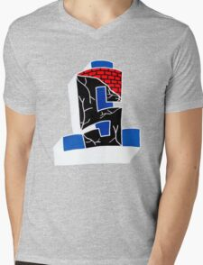 suicidal Mens V-Neck T-Shirt