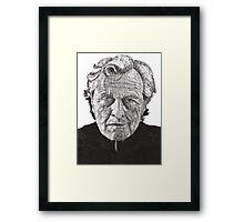 Rutger Framed Print