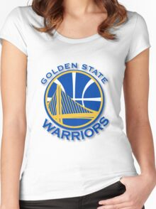 Golden State Women's Fitted Scoop T-Shirt