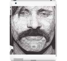 Viggo iPad Case/Skin