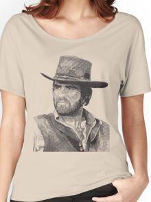 Burt Women's Relaxed Fit T-Shirt