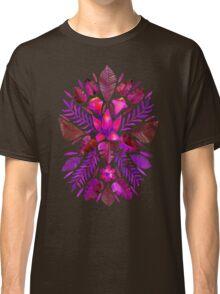 Tropical Symmetry – Magenta Classic T-Shirt