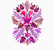 Tropical Symmetry – Magenta T-Shirt