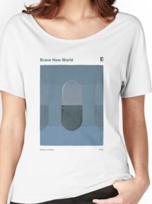 Aldous Huxley - Brave New World Women's Relaxed Fit T-Shirt